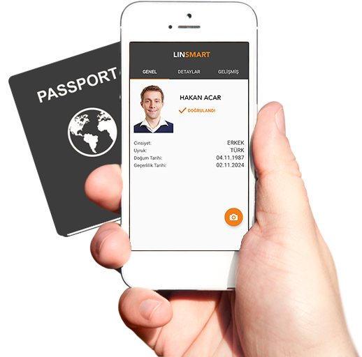 Passport  & ID Scanner